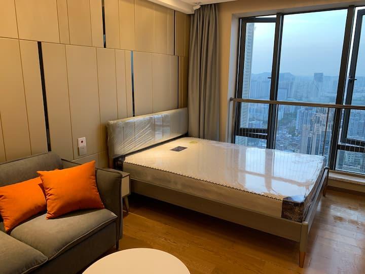 Wubank 恒大城市之光 全新高端白领公寓