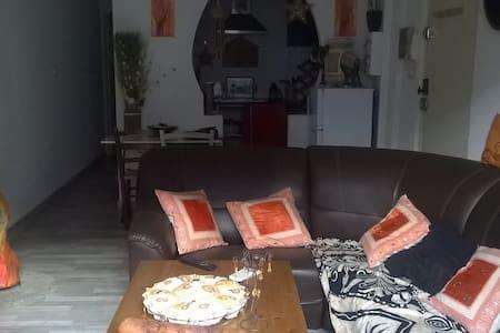 Appartement chaleureux au coeur de Béziers - Béziers - Apartamento
