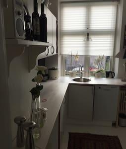 Hyggelig lejlighed midt i Roskilde - Apartment