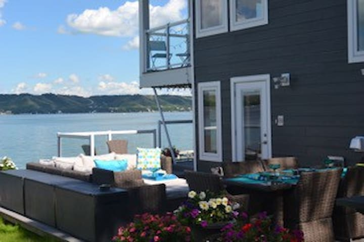 Waterfront Vacation Rental - Katepwa Lake