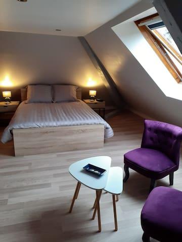 La chambre cosy