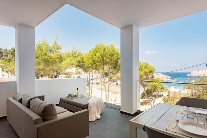 CALA VADELLA DELUXE, Nice views to the beach.