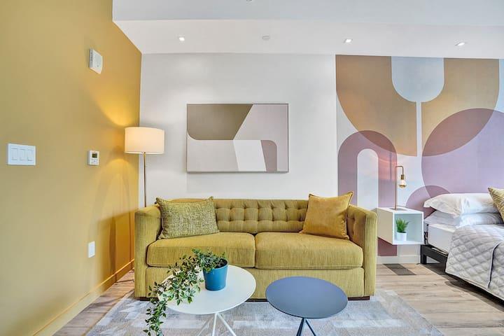 Modern Studio Miami Design District #209