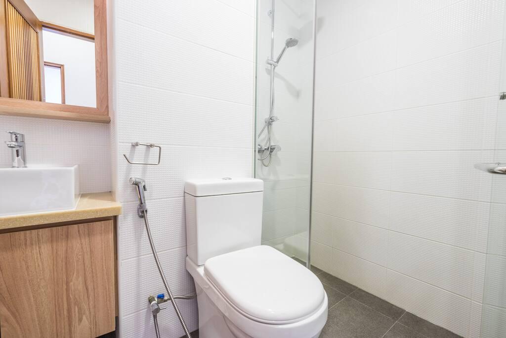 Toilet 1 View