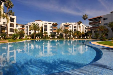 Holiday Apartment AGADIR Marina