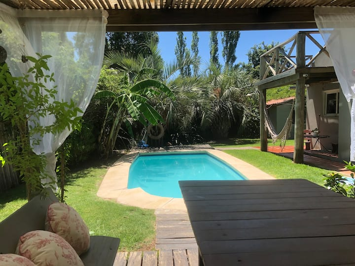 Casa piscina/PuntadelEste/La Barra/La Marina