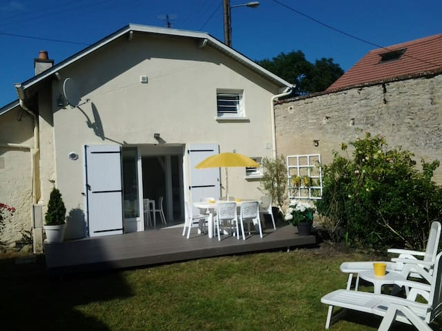 lovely house with garden - Cabourg - House