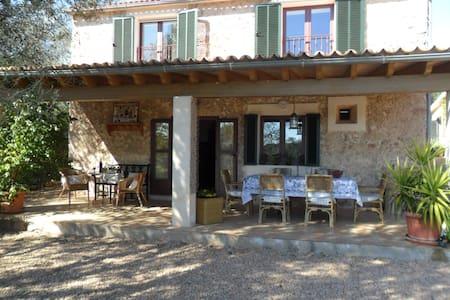 Casa de campo con piscina y wifi - Costitx - Rumah
