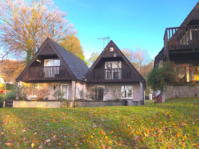 A Tamar Valley Lodge