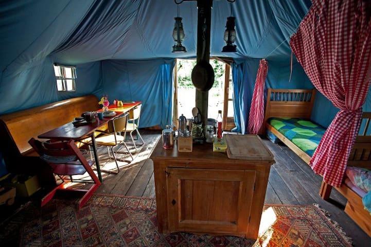 Camping Warmgroen - Etten - Tent
