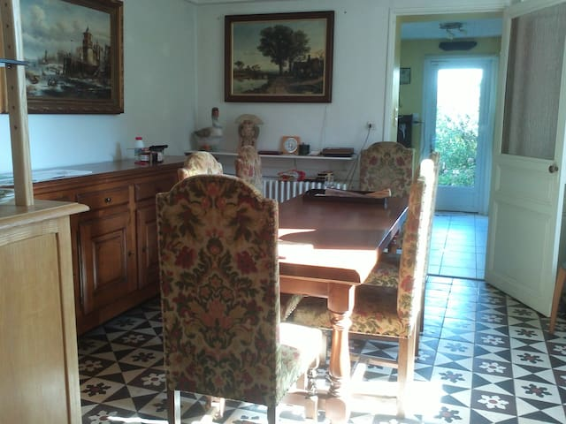 Au repos ligérien: chambres d'hôtes - Saint-Florent-le-Vieil