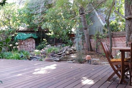 Modern Garden Studio in Palo Alto - Palo Alto - Hus