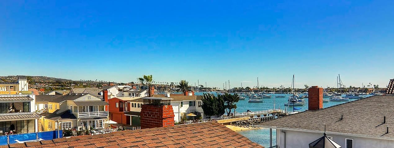 Beach House On The Bay !!! - Newport Beach - Maison