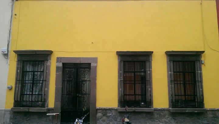 Habitación en Casa del Centro Histórico