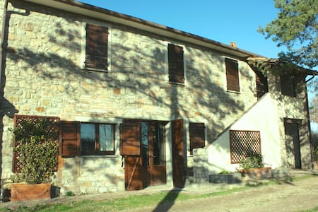 Countryhouse Villa and Estate/Ranch. 9km from Todi - Fratta Todina - Villa - 0