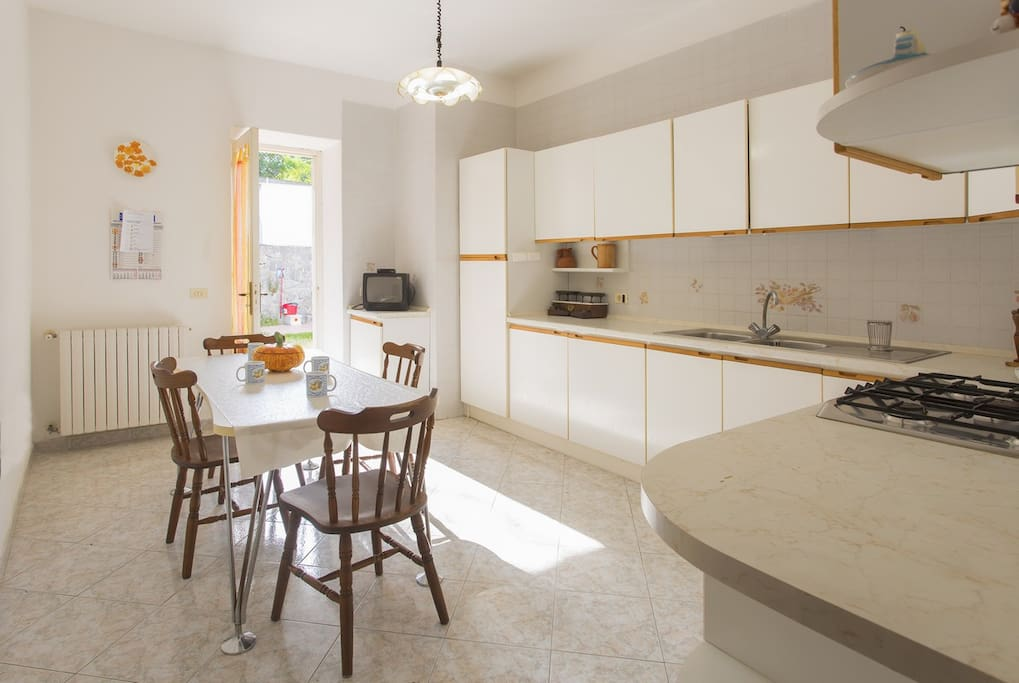 cucina, appartamento 1 - kitchen, apartment 1