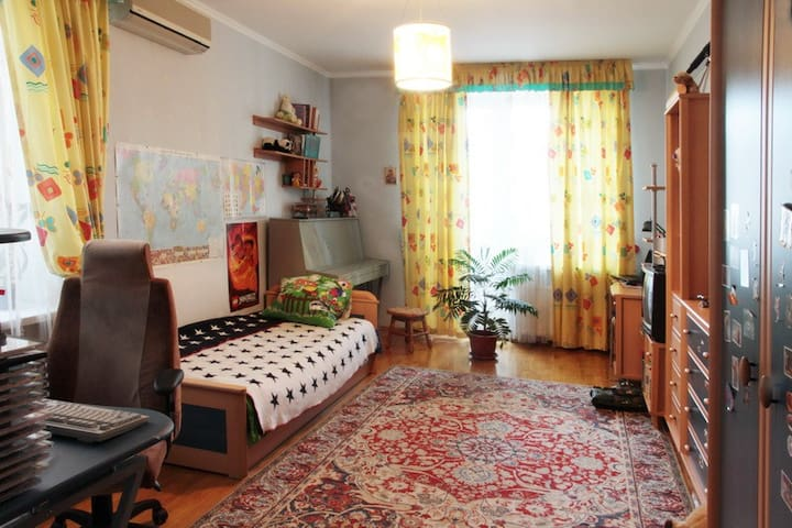 3-rooms apt.in Kyiv - AnyDay Rent