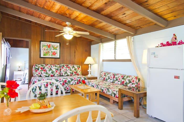 Cozy Cottage Close to Kailua Beach