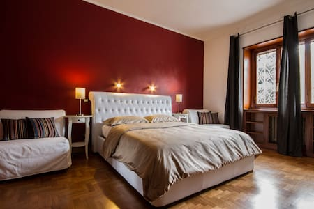 B&B L'angolo Cortese - Suite - Rom - Bed & Breakfast