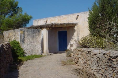 Casa antigua en entorno tranquilo - Formentera - Villa