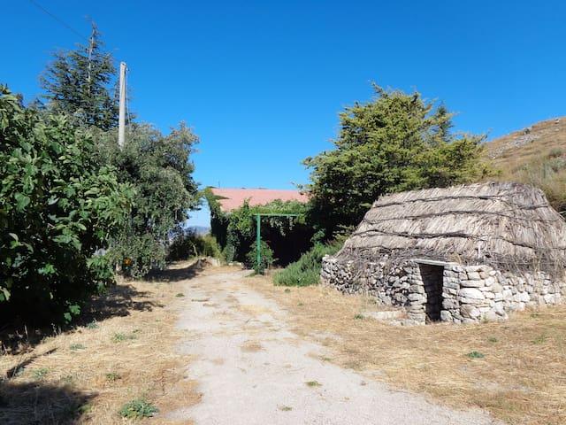 Una casa in cima al mondo - Santo Stefano Quisquina - Casa