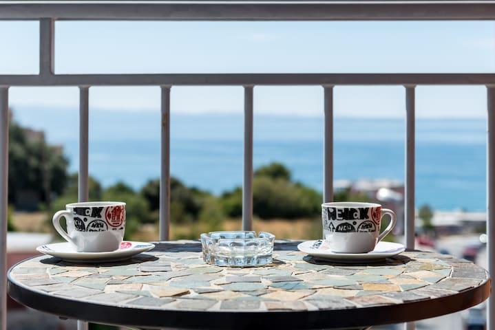 Exclusive, cozy apartment overlooking the sea - Split - Lägenhet