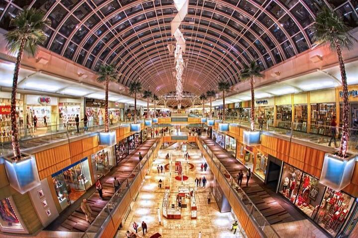 The Galleria Mall a Short 5 Min Drive