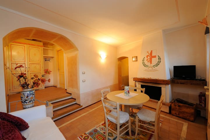 Casa de Nazzareno - Scheggino - Apartment