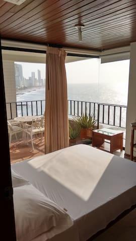 903apartamento  balcon vista al mar - Kartagina