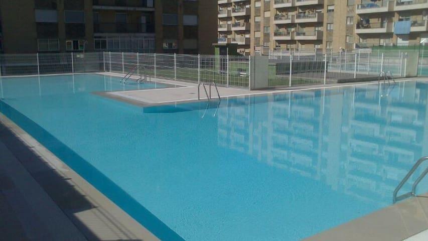 4 Rooms/Parking/10min CorteInglés  - Salamanca - Apartamento