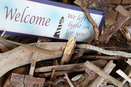 Beach Combers Cabin 2 - Ocean Shores - Sommerhus/hytte