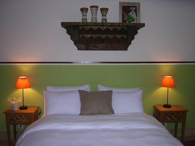 Dar-Al-Manar  Tanger bed room