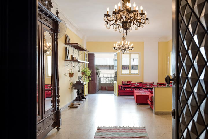Arabian Style Apartment In the heart of Beirut