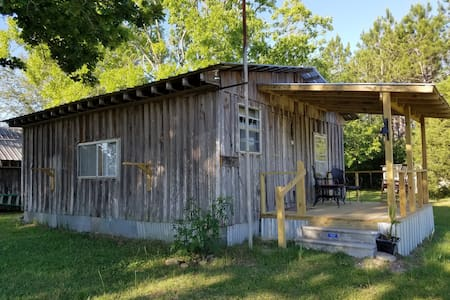 Victory Cabin Rental: The Rabbit Box