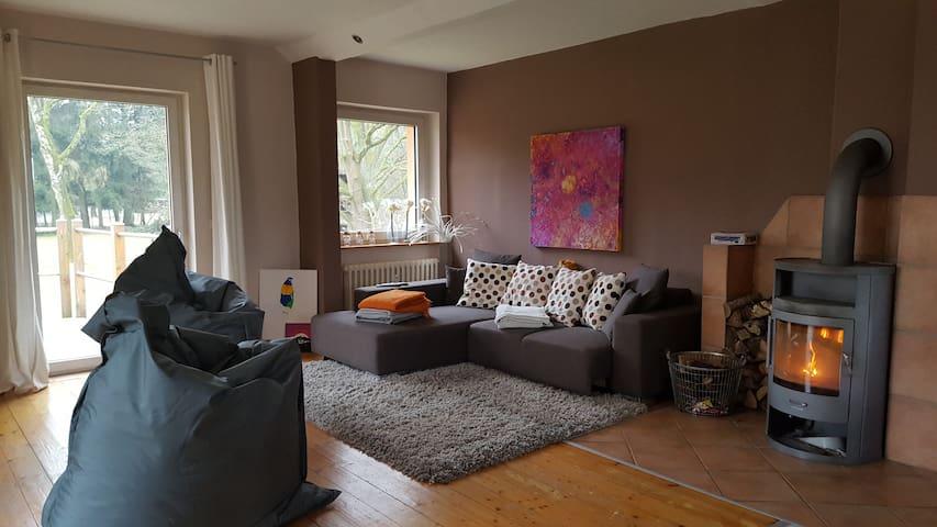 Viel Platz zum Entfalten - Wedemark - Casa