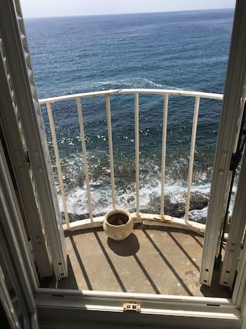 Appartement bord de mer, ds village - Erbalunga  - Pis
