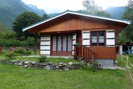 Rents pretty chalet  in  mountains - Saint-Rémy-de-Maurienne