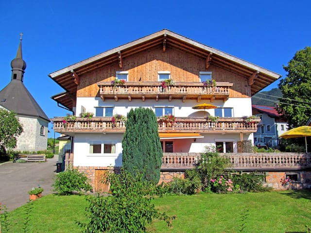 Mondsee - Spacious + beautiful view - Innerschwand - Leilighet