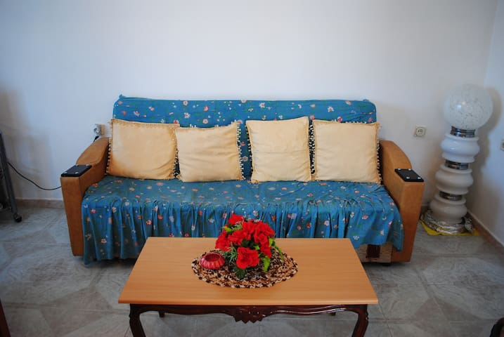 Sunny apartment in Vlora center. - Vlorë - Lägenhet