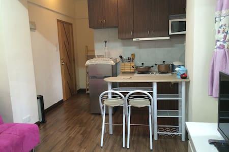 Modern Mong Kok apartment for 4ppl