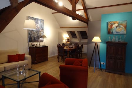 La GAREçonnière studio-loft - Binche - Apartamento