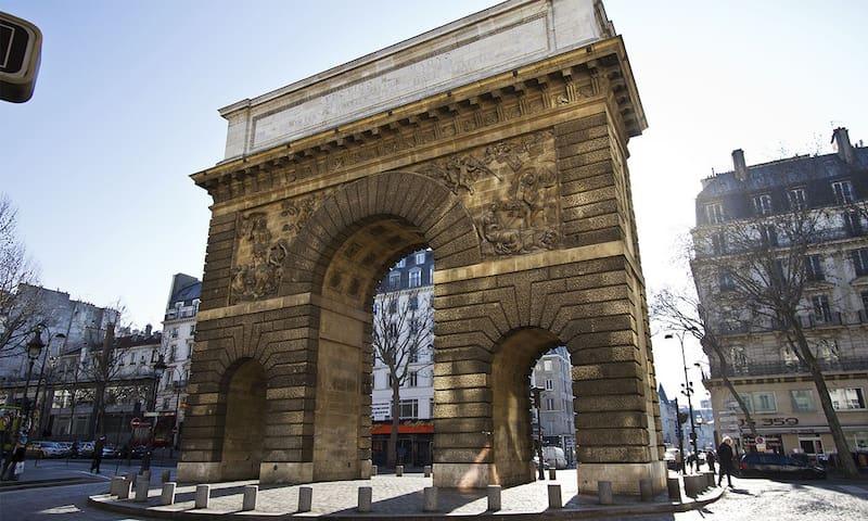 Cosy flat | Central Paris