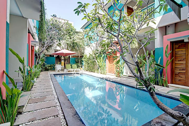 SEMINYAK BALI Bungalow - Denpasar - Appartement