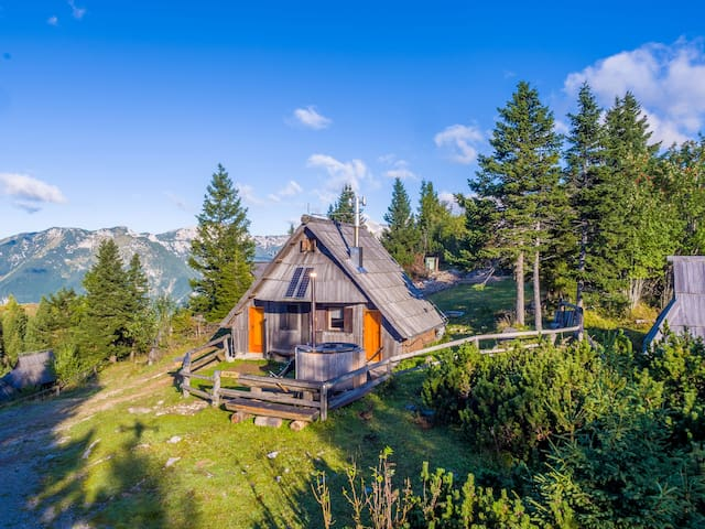 Stunning views - Chalet Encijan - Velika planina