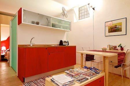 Lucrezia's sweet home. - 韋爾納扎(Vernazza) - 公寓