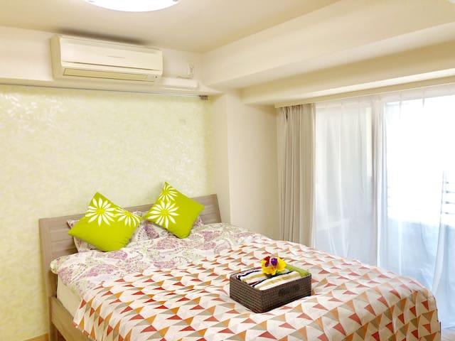ginza guest house银座浪漫驿站,东京中心超高级公寓,筑地鱼市场站1分,移动Wi-Fi