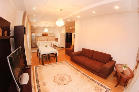 Comfortably apartment - Almaty