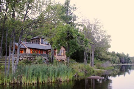 SPECTACULAR HOME PRIVATE LAKE 5 ppl - Mountain Dale