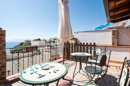 Holiday Apartment Stella Mare  - Santa Flavia - 公寓