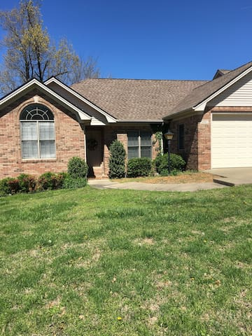 Cozy Home to rent - Paducah - Townhouse
